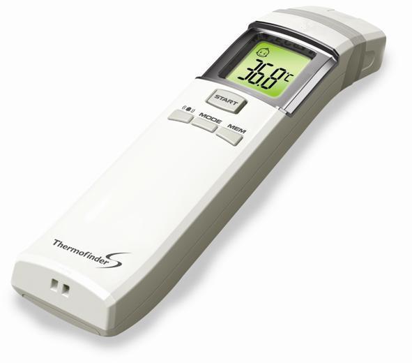 Term metro profesional sin contacto mdk700 medikramer for Termometro cocina profesional